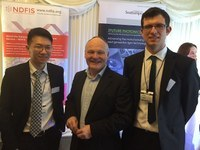 Photonics APPG Industrial Showcase in Parliament